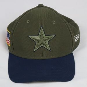 Cowboys Fitted Hat New without tags